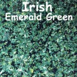Irish Emerald Green