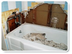 If you can buy a new bathtub for about the same cost as having one refinished, why not just buy a new tub?