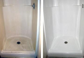 Fiberglass Bathtub And Shower Refinishing