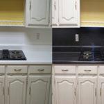 MultiSpec Finish on a Kitchen Countertop