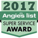 2017 Angie's List Award Winner