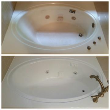 Acrylic Jetted Bathtub
