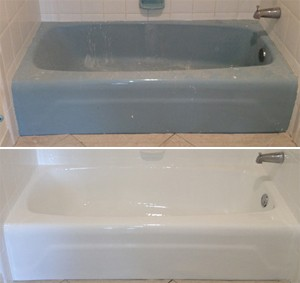 Porcelain Bathtub