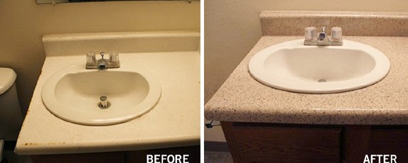 Cultured Marble Bathroom Sink
