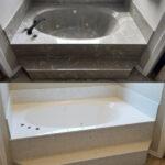 Cultured Marble Bathtub