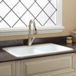 Alcove Kitchen Sink